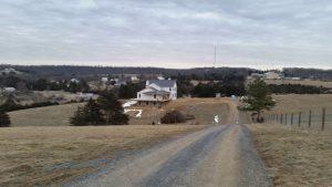 harrisonburg farmhouse