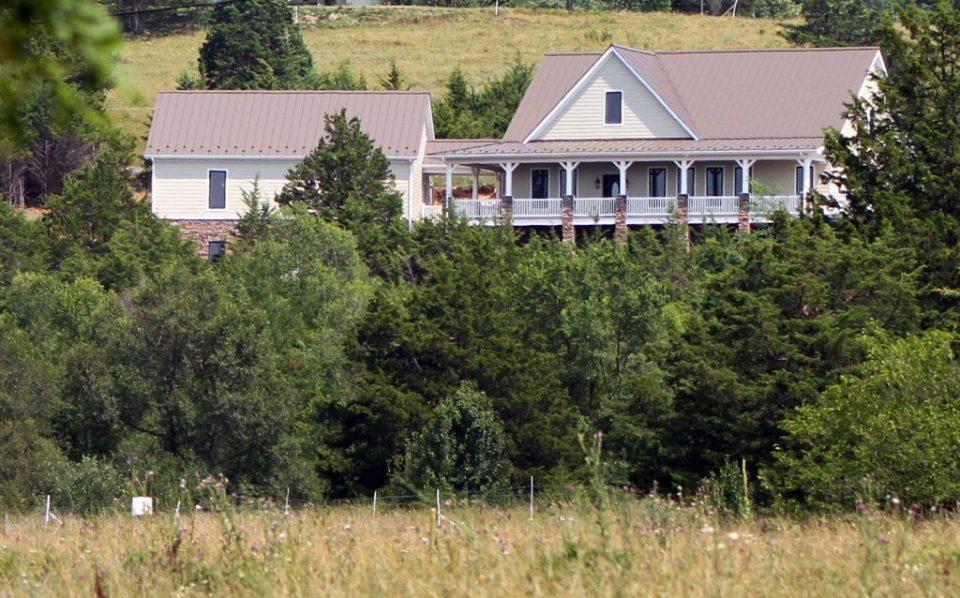 net zero farm house