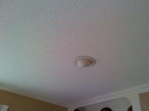recessed light leaks