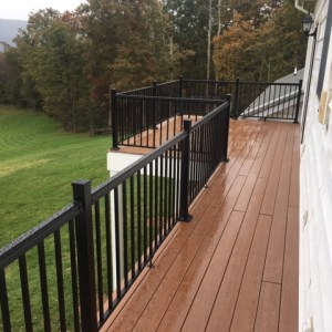 Fort Valley Deck Renovation