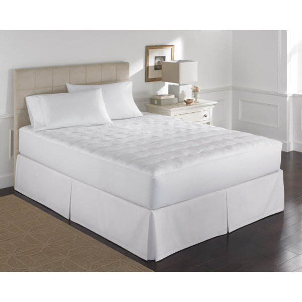 Beautyrest Black Synthetic Quilted Mattress Pads - Luxury Hotel Products