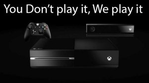 Xbox One, it Doesn't play games the servers do?
