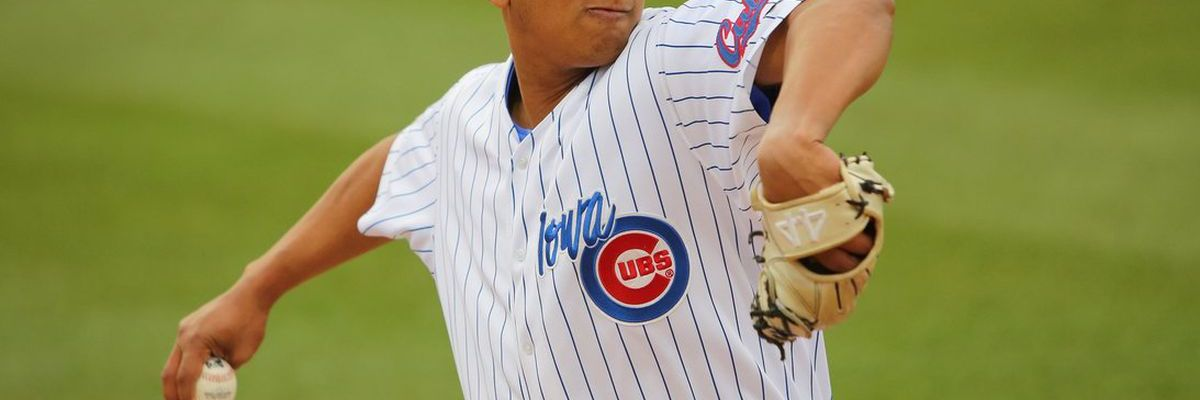Dylan Heuer/Iowa Cubs