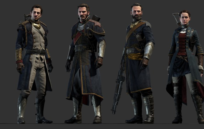the order: 1886 ready at down ps4