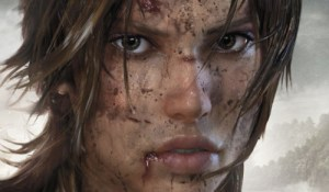The newest face of Lara Croft