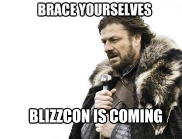 BlizzconIsComing