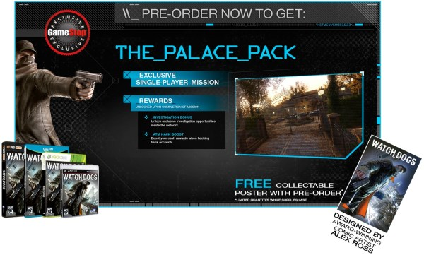 GameStop bonuses including exclusive mission #1