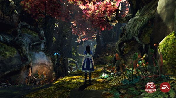 A cheap price for the severely underrated Alice: Madness Returns.