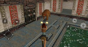 Tom Raider 1 ios