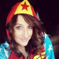 8 Bit Brit Wonder Woman