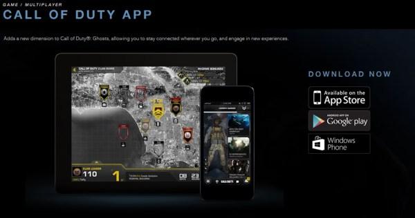 CoD App