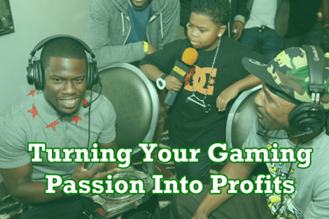 Turning Your Gaming Passion into Profits