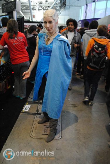 PAX East 2014 - Game of Thrones Cosplay (1)
