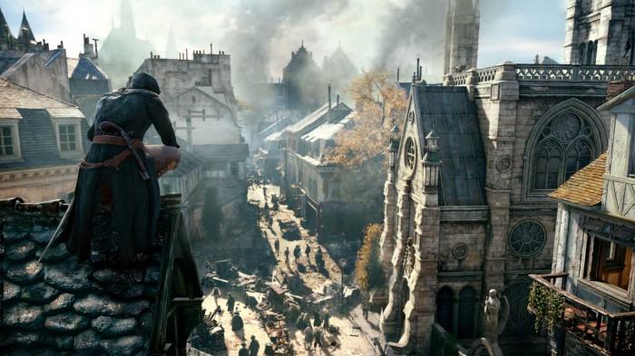 Assassin's Creed Unity E3