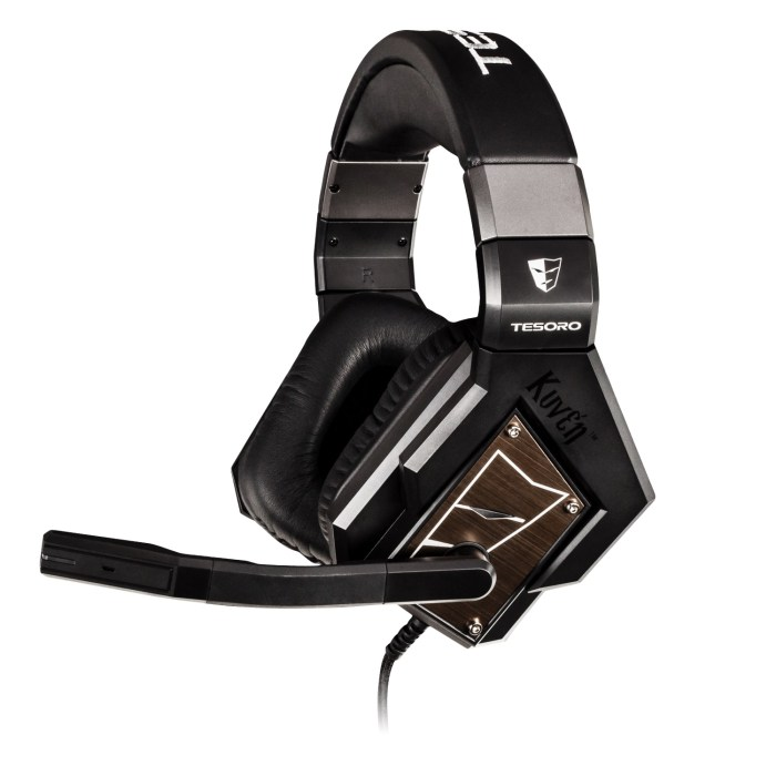 """Tesoro Releases True 5.1 Gaming Headset """" The Helm of Hades"""""""