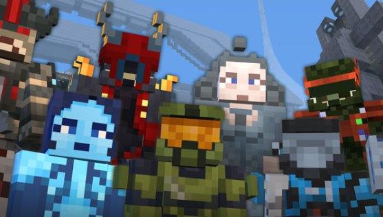 HALO-Minecraft