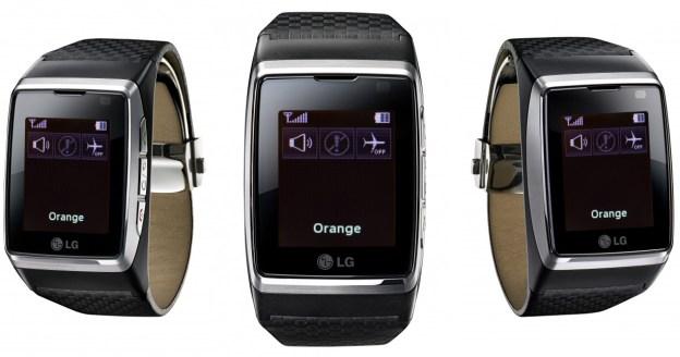 LG GD910 Smartwatch