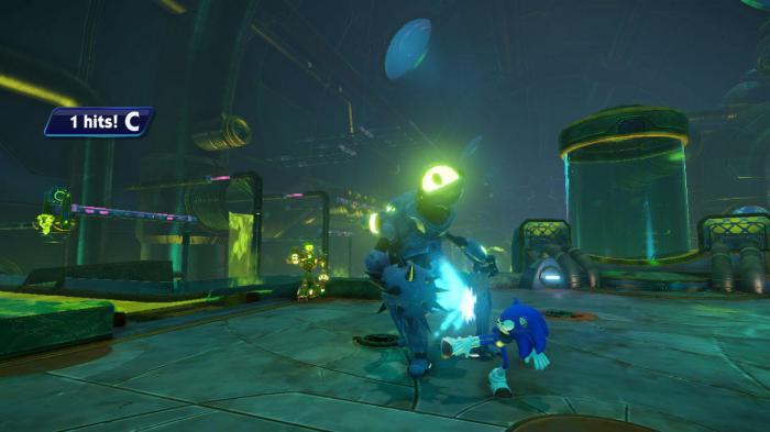 Sonic Boom: Rise of Lyric.