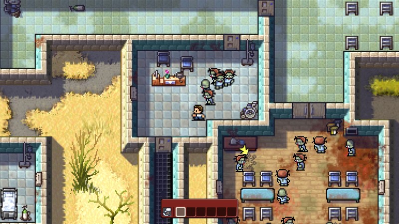 The Escapists Walking Dead