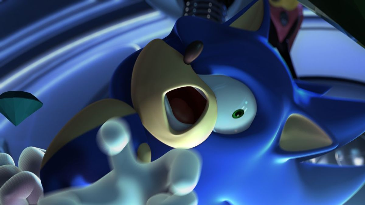 Remember when Sonic wasn't a laughingstock?