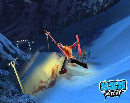Behold the Power of Rock with SSX on Tour   Music Monday