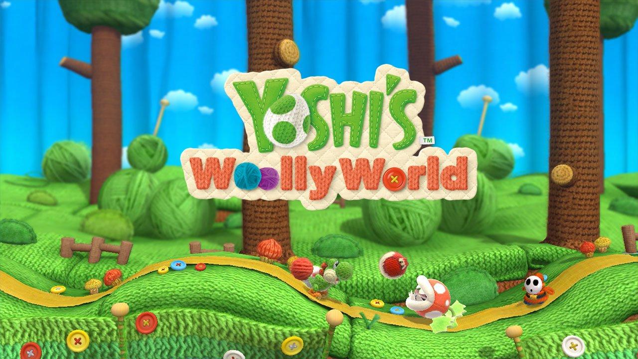 yarn yoshi amiibo