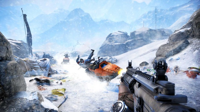 Far Cry 4 Review | Comin' Down The Mountain