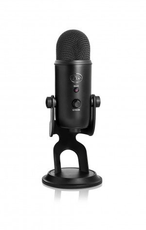 Blue Microphones Blackout Yeti