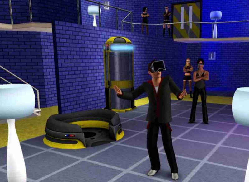 Sims VR