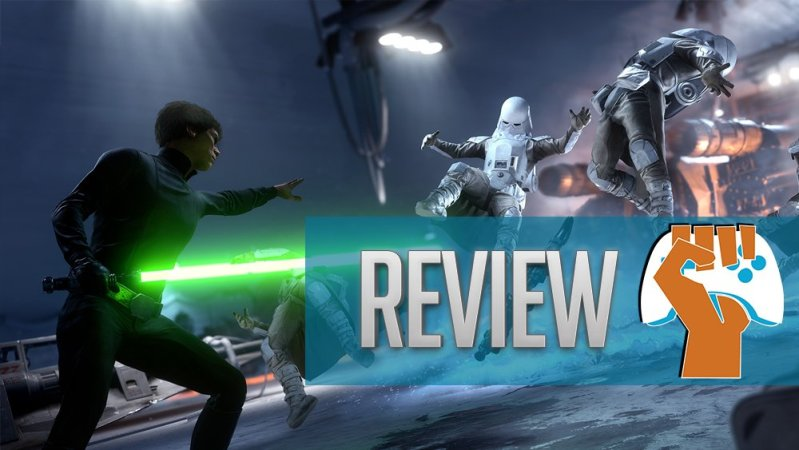 Star Wars Battlefront Review | Stay on Target