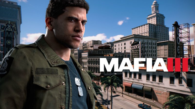 Mafia III cover image