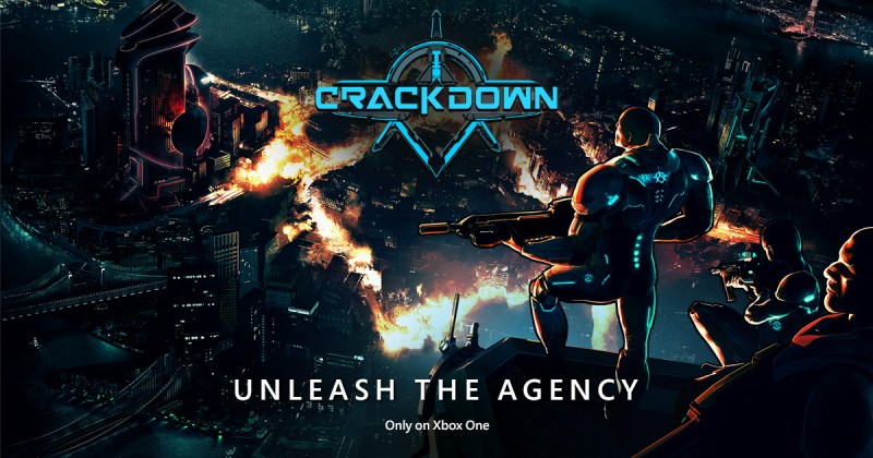 crackdown 3, xbox one