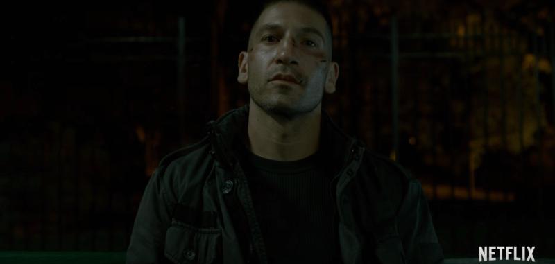 Marvel's Daredevil, The Punisher, Jon bernthal