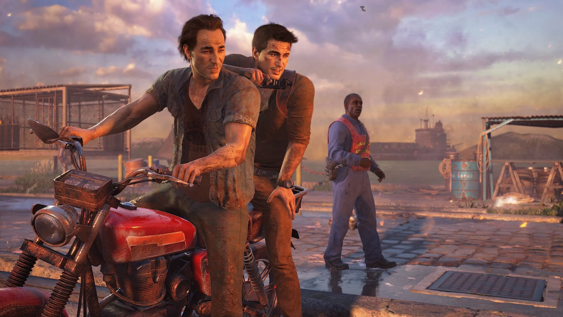 Uncharted 4 - Upcoming Game May 2016