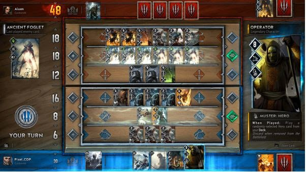 GWENT Card Game 2