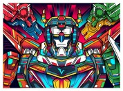 Voltron by Van Orton Design