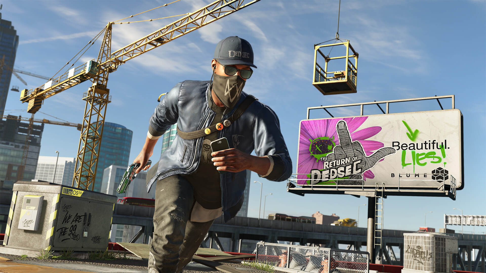 Watch Dogs 2 Officially Revealed Prior to E3