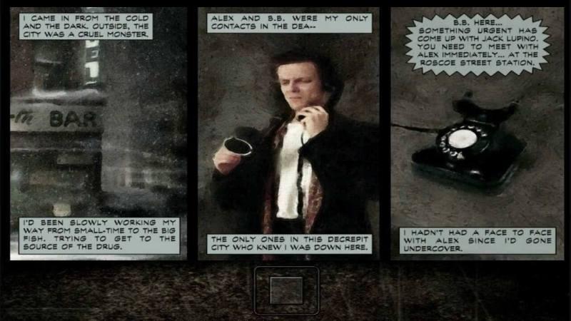 Max Payne Panels