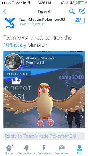 Pokemon GO funny tweet