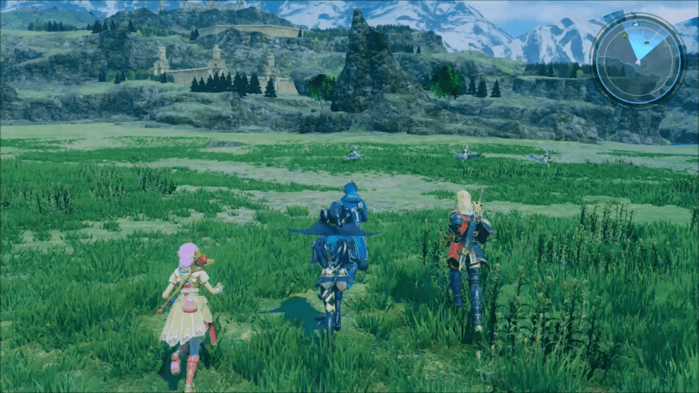 Star Ocean Integrity and Faithlessness 3