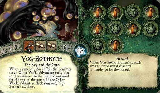 Yog-Sothoth card