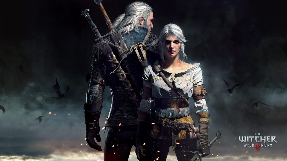 The Witcher Series Art