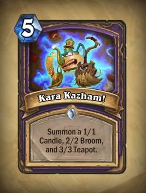 Kara Kazham!