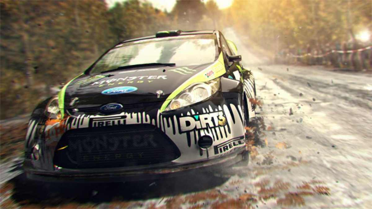 PlayStation Plus - Dirt 3
