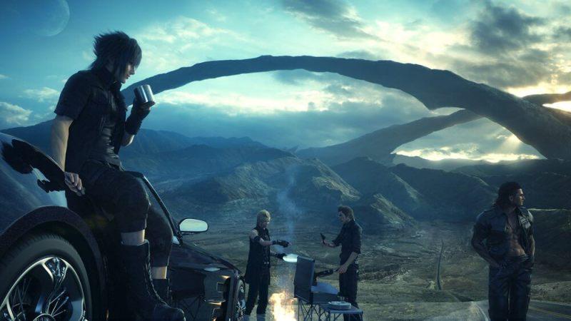 Top Five Games Final Fantasy XV