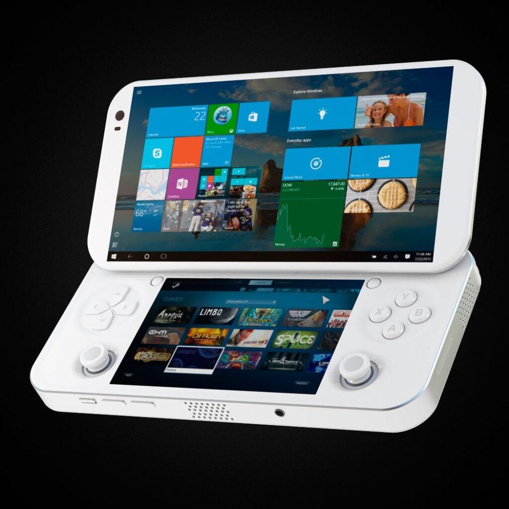 PGS portable console