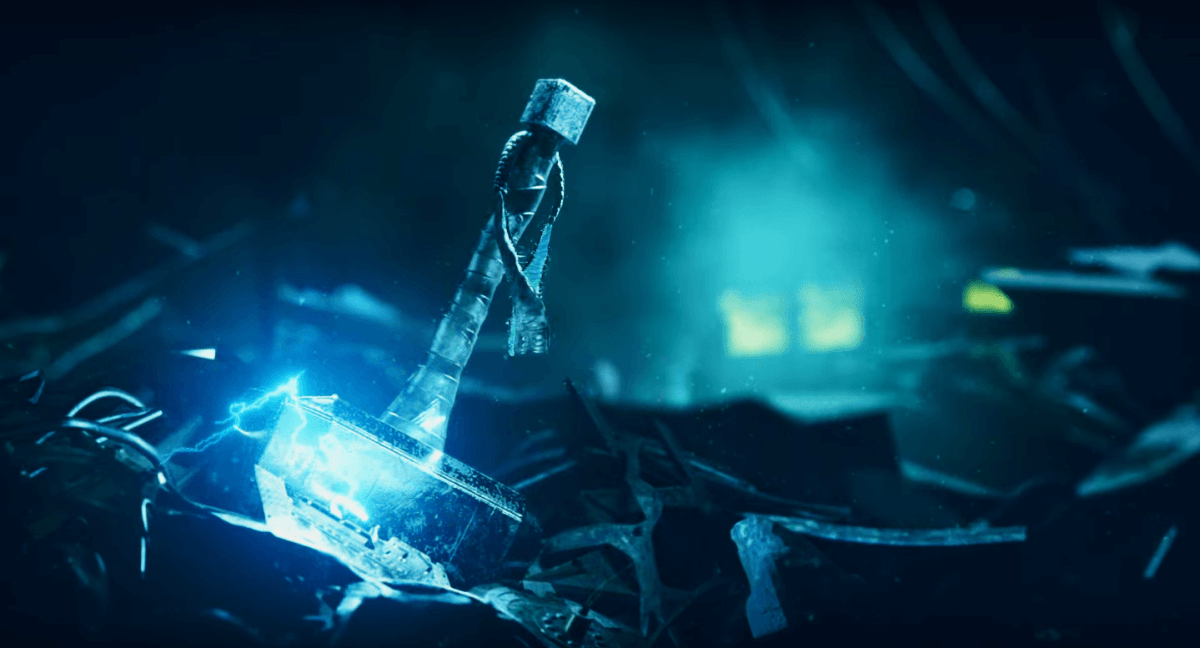 The Avengers project - Thor