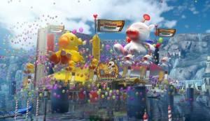 Moogle Chocobo Festival - Final Fantasy XV