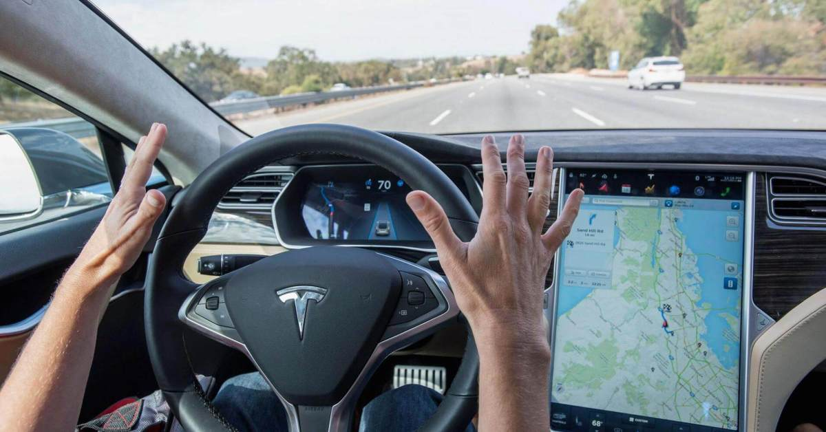 Tesla Autopilot CES 2017