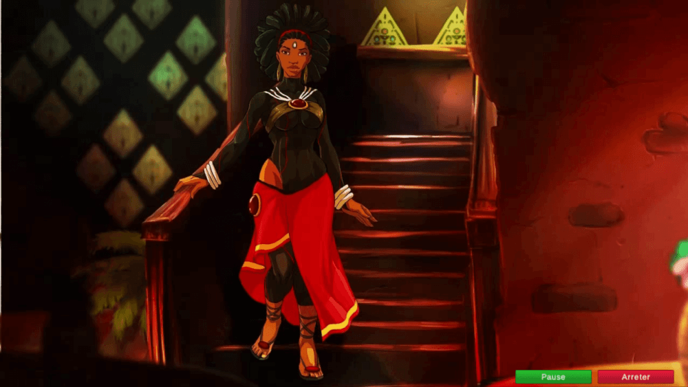 Aurion: Legacy of the Kori-Odan Review Erina